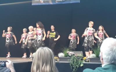 Zumba Video von der Gewerbeschau Bad Endbach