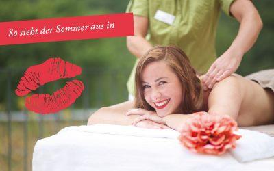 Sommerangebote für Frauen