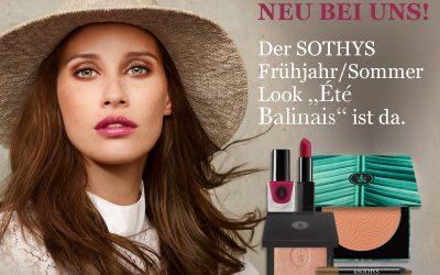 Été Balinais – der Sothys Frühjahr/Sommer Look 2020