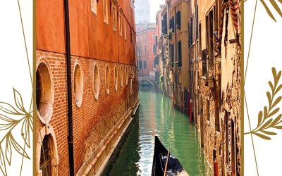 Venezianische Winterzeit